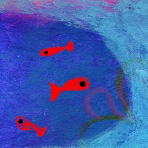 ماهی کوچک و ماهی گیر