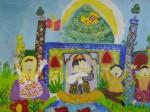 افتخاری دیگر برای  نقاشان کوچک ایرانی