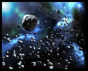 اجرام سرگردان: خرده سیارکها